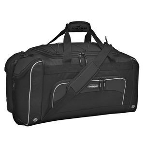 "24"" Sport Duffel w/Wet Pocket"