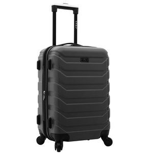 "MADISON HEIGHTS 20"" HARDSIDE EXPANDABLE ROLLING CARRY-ON w/SPINNER WHEELS"