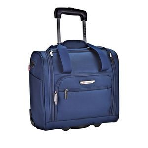 "15"" Rafael Collection Underseater Rolling Carry-On w/USB Charging Port"