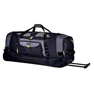 Sierra Madre Collection 2 Tone Travel Duffel Bag