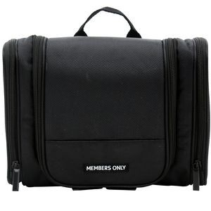 MEMBERS ONLY Hanging Toiletry Kit