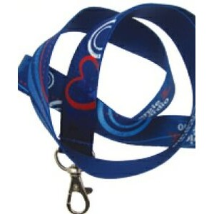"Sublimated Lanyard (1/2"")"