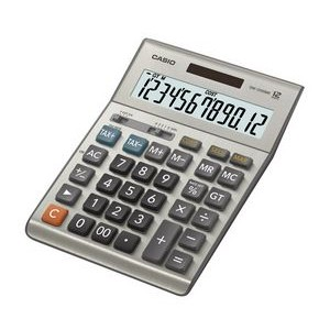 Casio DM1200BM Calculator with Cost/ Sell/ Margin Function