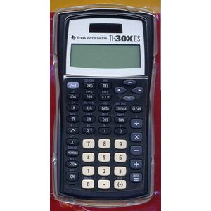 Texas Instruments 30XIIS 2-Line Display Scientific/ Graphing Calculator