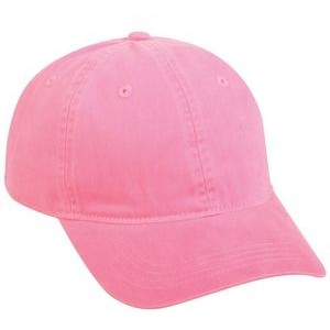 Ladies Fit Soft Buttery Twill Cap
