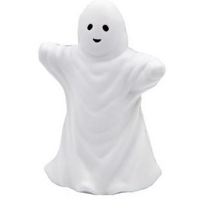 Glow In Dark Ghost Stress Reliever Toy