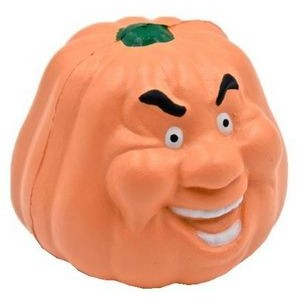 Smile Pumpkin Stress Reliever Squeeze Toy