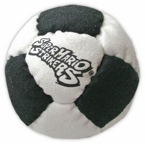 14-Panel Suede Footbag