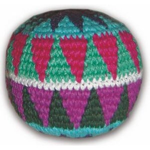 Crocheted Footbag