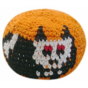 Guatemalan Crocheted Footbag/Custom