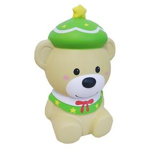 CutieLine Slow Rising Scented Christmas Bear