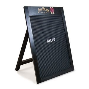 "Table Top Letter Board - 17""w x 24""h"