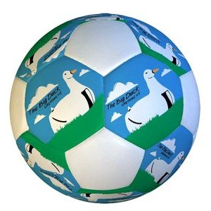 Imported Printed mini Soccer Ball
