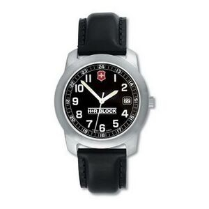 Wenger® Genuine Swiss Army Watch - LARGE BLACK FACE