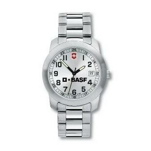 Wenger® Genuine Swiss Army Watch - SMALL SILVER FACE