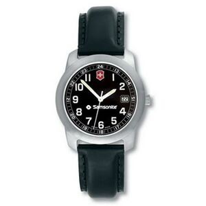 Wenger® Genuine Swiss Army Watch - SMALL BLACK FACE