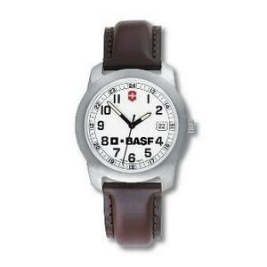 Wenger® Genuine Swiss Army Watch - SMALL WHITE FACE