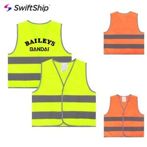 Reflective Child Safety Vest