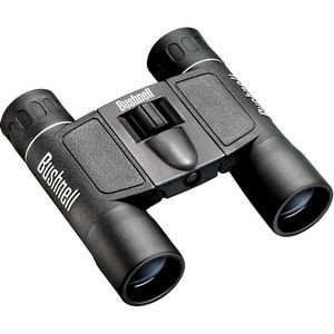 Bushnell 10x25 Powerview Binoculars, Clam Style