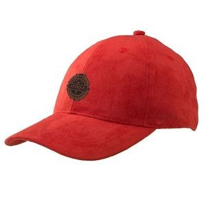 Solid Color Polyester Cap with Velcro Closure