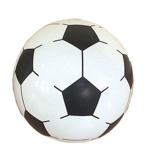 "16 "" Inflatable Sport Beach Ball Soccer"