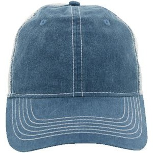 The Washburn Pigment Dyed Twill Cap